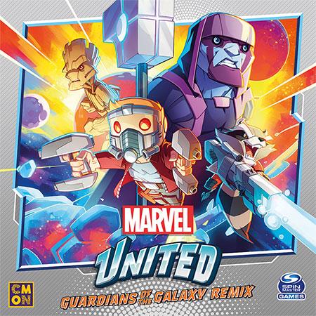 Marvel United - Guardians of the Galaxy Remix Erweiterung