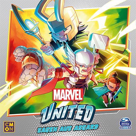 Marvel United - Sagen aus Asgard Erweiterung