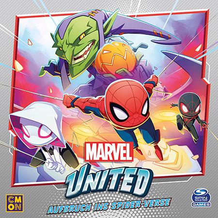 Marvel United - Aufbruch ins Spider-verse Erweiterung