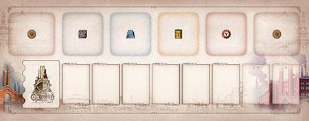 Furnace - Spielmatte
