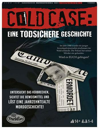 ColdCase – Eine todsichere Geschichte