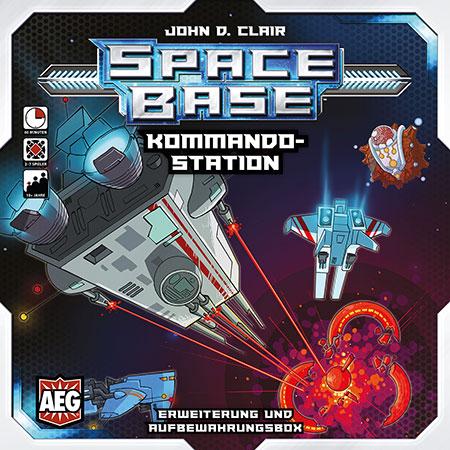 Space Base - Kommandostation Erweiterung
