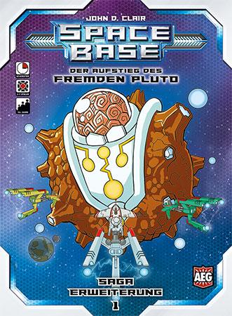 Space Base - Der Aufstieg des Fremden Pluto Erweiterung