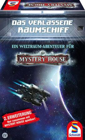 Mystery House - Das verlassene Raumschiff Erweiterung