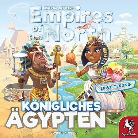 Imperial Settlers - Empires of the North - Königliches Ägypten Erweiterung