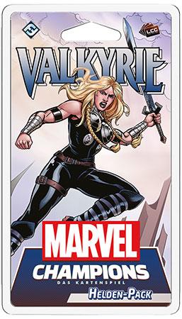 Marvel Champions - Das Kartenspiel - Valkyrie Erweiterung
