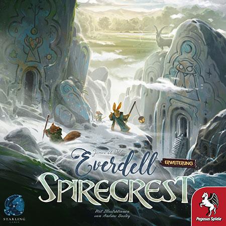 Everdell - Spirecrest Erweiterung