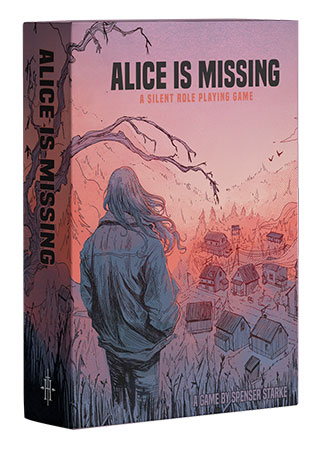 Alice Is Missing - A Silent RPG (engl.)