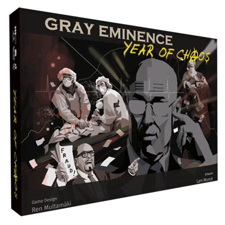Gray Eminence - Year of Chaos Erweiterung