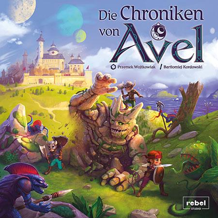 Die Chroniken von Avel