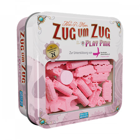 Zug um Zug – Play Pink Erweiterung