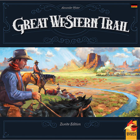 Great Western Trail (Neuauflage)