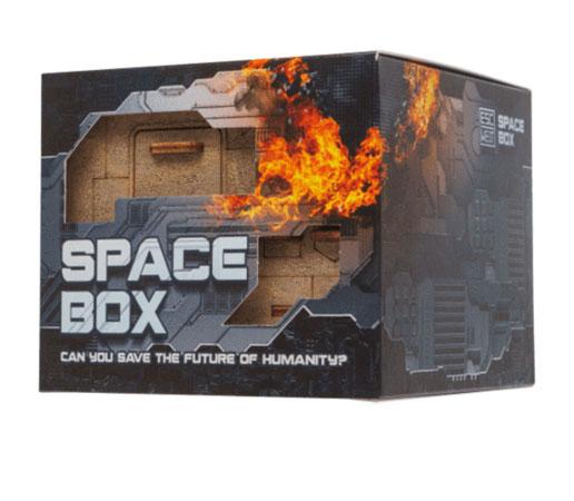 Space Box - Rätselabenteuer in 84 Teilen