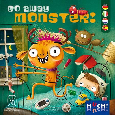 Go Away, Monster!