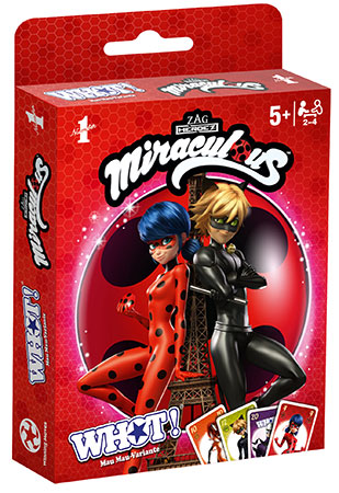 WHOT! Miraculous