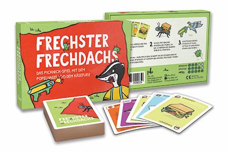 Frechster Frechdachs