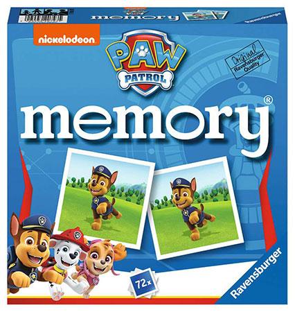 Memory -Paw Patrol