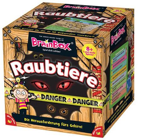 Brainbox - Raubtiere