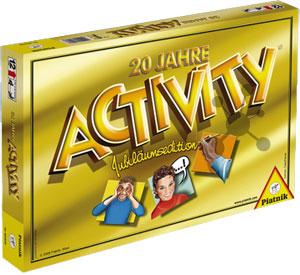 20 Jahre Activity Jubiläumsedition