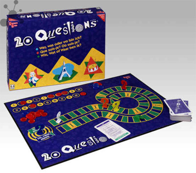 20 Questions Spiel