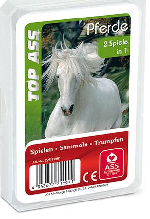 TOP ASS - Pferde Quartett
