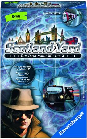 Scotland Yard - Reisespiel
