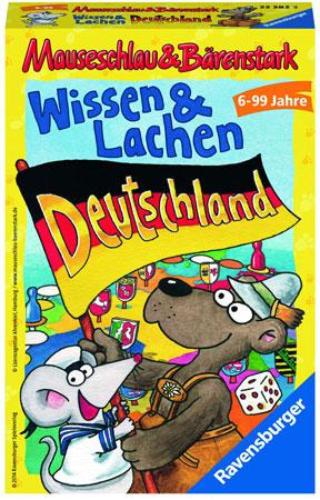 Mauseschlau & Bärenstark Wissen und Lachen ? Deutschland