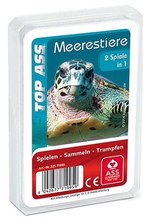 TOP ASS - Meerestiere Quartett