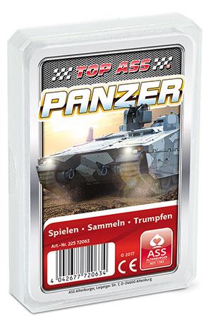TOP ASS - Panzer Quartett