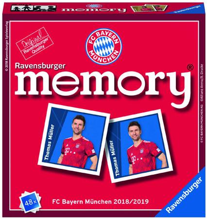 FC Bayern München Saison 2018/ 2019 - Memory