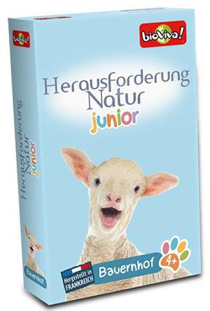 Herausforderung Natur Junior - Bauernhof