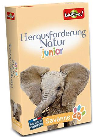 Herausforderung Natur Junior - Savanne
