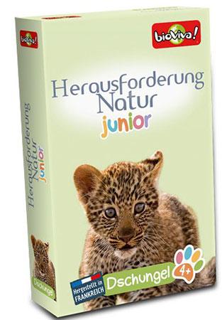Herausforderung Natur Junior - Dschungel