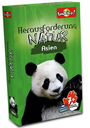Herausforderung Natur - Asien