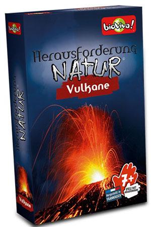 Herausforderung Natur - Vulkane