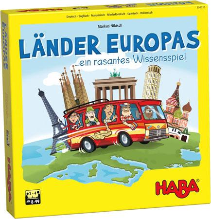 Länder Europas