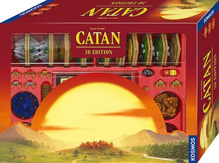 CATAN 3D