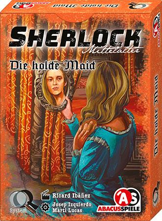 Sherlock Mittelalter - Die holde Maid