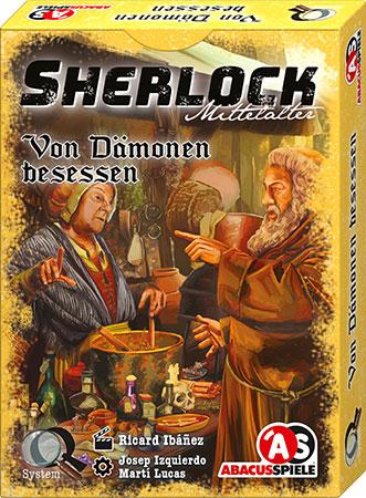 Sherlock Mittelalter - Von Dämonen besessen