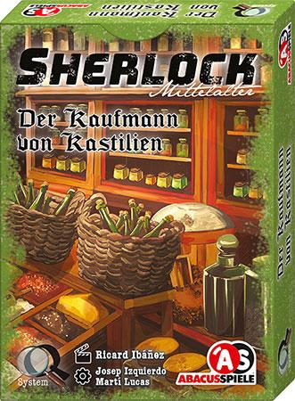 Sherlock Mittelalter – Der Kaufmann von Kastilien
