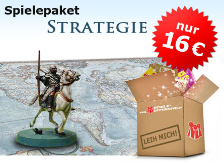 Leihpaket Strategiespiele