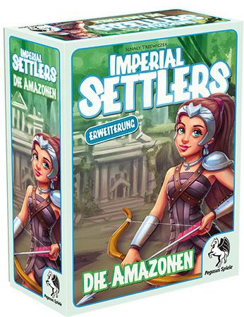 Imperial Settlers - Die Amazonen Erweiterung