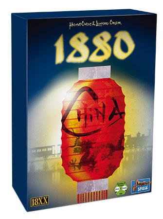 1880 China