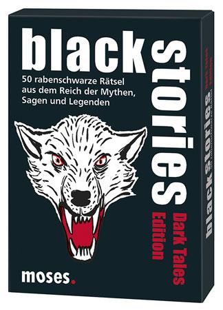 Black Stories - Dark Tales Edition