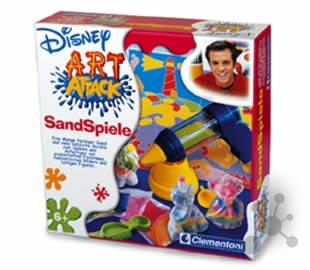 Art Attack Spiele