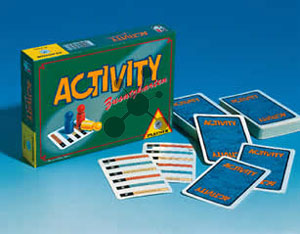 Activity Junior Begriffe