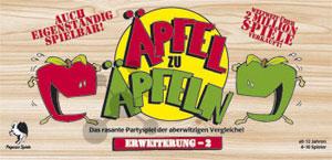 Äpfel zu Äpfeln 2