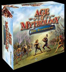 Age of Mythology - Das Brettspiel