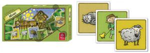 Agricola Memo-Spiel