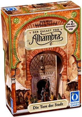 Alhambra - Die Tore der Stadt (2. Erweiterung)